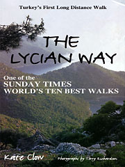 The Lycian Way - Kate Clow