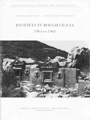 Journeys in rough Cilicia - George E. Bean, Terence Bruce Mitford